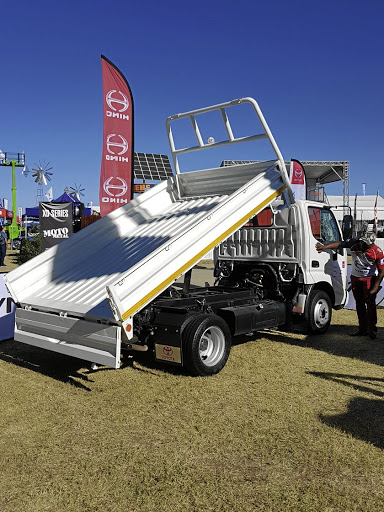 Hino SA says the dropside tipper is proving  popular in its smaller model.    Picture: MARK SMYTH