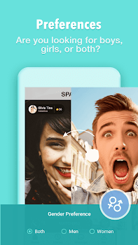 Meet – Talk to Strangers Using Random Video Chat