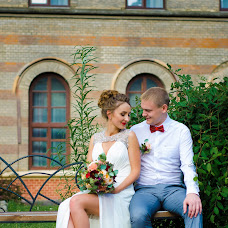 Wedding photographer Oksana Kovalishyn (Kovalyshyn). Photo of 15.09.2016