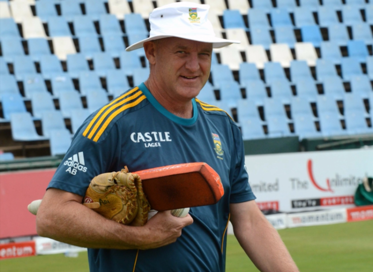 South African senior men's national team assistant coach Adrian Birrell. File photo.
