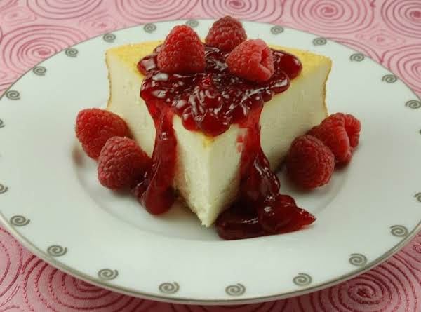 Oh, So Rich Cheesecake!