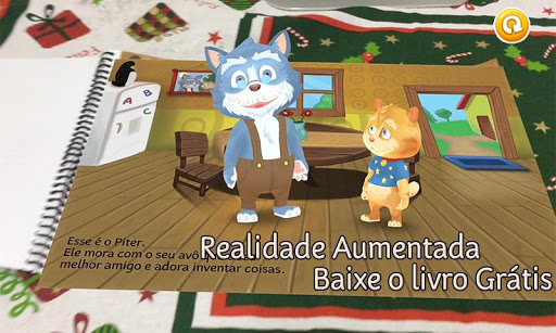 Livro Infantil Janela Mu00e1gica 1.2 screenshots {n} 4