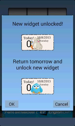 Days Left (countdown timer) screenshot 2
