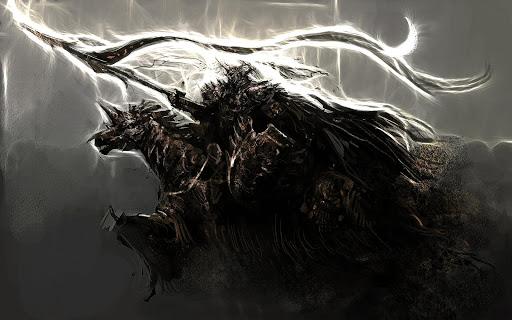 Black Knight Live Wallpaper