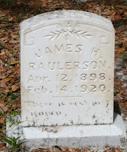 Photo: James H Raulerson son of Noah Raulerson and Mary Ann Altman / Husband of Ada Raulerson