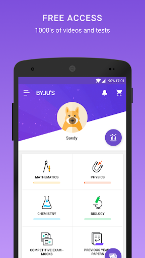 BYJU'S u2013 The Learning App  screenshots 1
