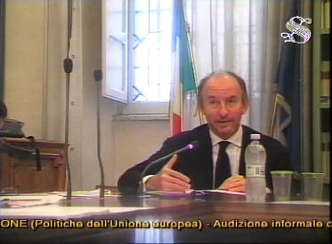 Fabio Gallia - Senato