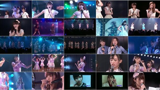 [TV-Variety] AKB48 湯浅順司「その雫は、未来へと繋がる虹になる。」公演 寺田美咲 卒業公演 (2019.10.22)