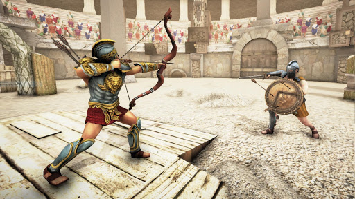 Gladiator Glory apktreat screenshots 1