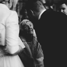 Wedding photographer Wojtek Hnat (wojtekhnat). Photo of 08.10.2018