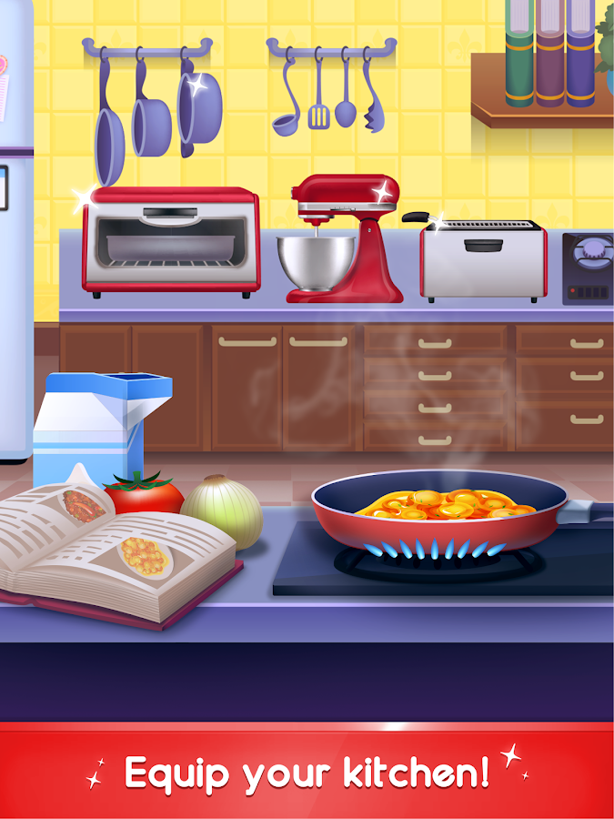 Cookbook Master - Master Your Chef Skills!- screenshot