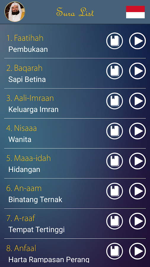 Listen Quran- screenshot