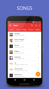 Pixel+ - Music Player Screenshot