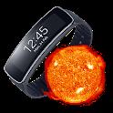 Gear Fit Solar System icon