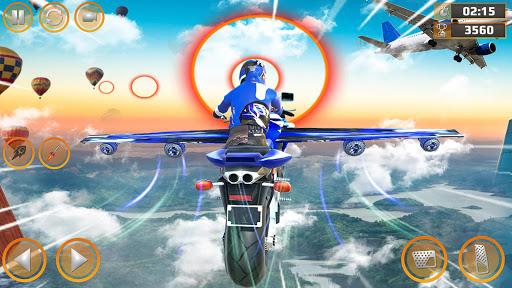Mega Ramp Impossible Tracks Stunt Bike Rider Games 2.9 screenshots 7