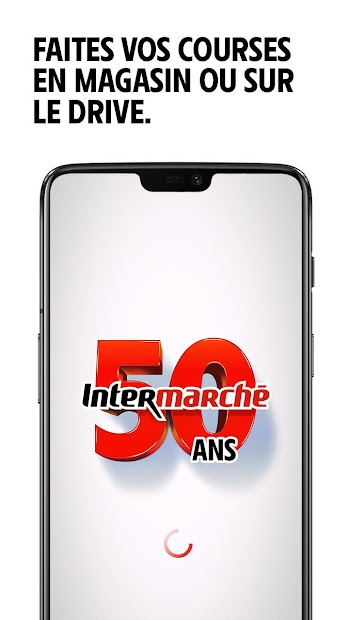 Grand Jeu Anniversaire - 50 ans Intermarché Android App Screenshot