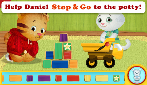 Daniel Tiger's Stop & Go Potty - screenshot