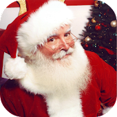 Real Video Call Santa