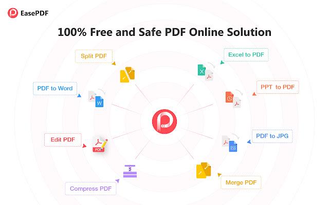 EasePDF - Free Online PDF Tools