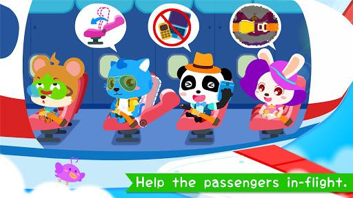 Baby Panda's Airport screenshots 9