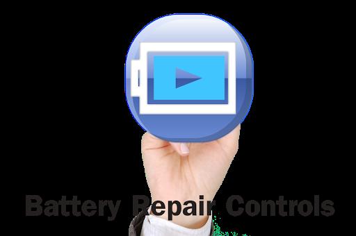 Battery Repair Controls