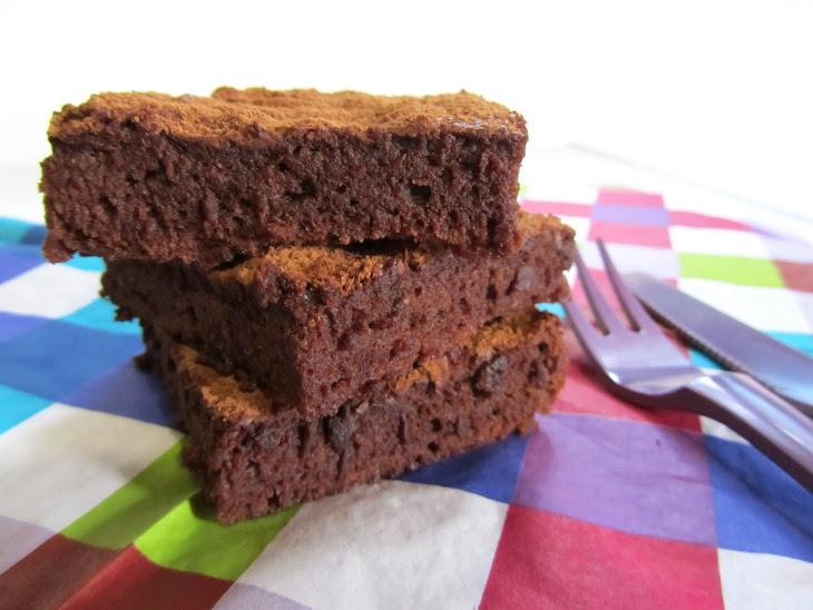 Chocolate Truffle Brownies Recipe