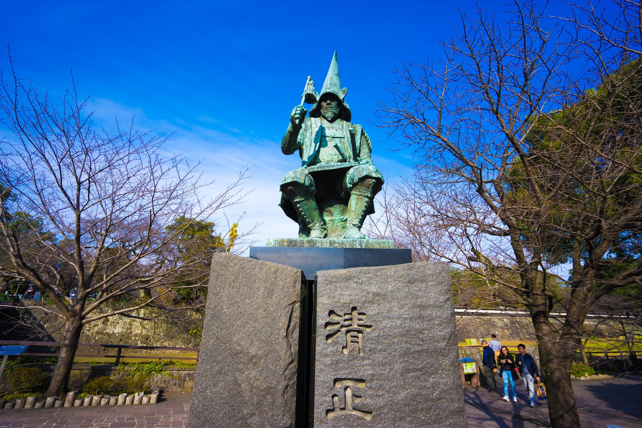 Kumamoto Castle Kiyomasa Kato