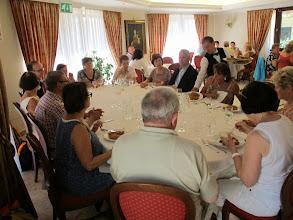 Photo: It.s4HR39-141009San Giovani Rotondo, restaurant Le Terrazze, grande table  IMG_5825