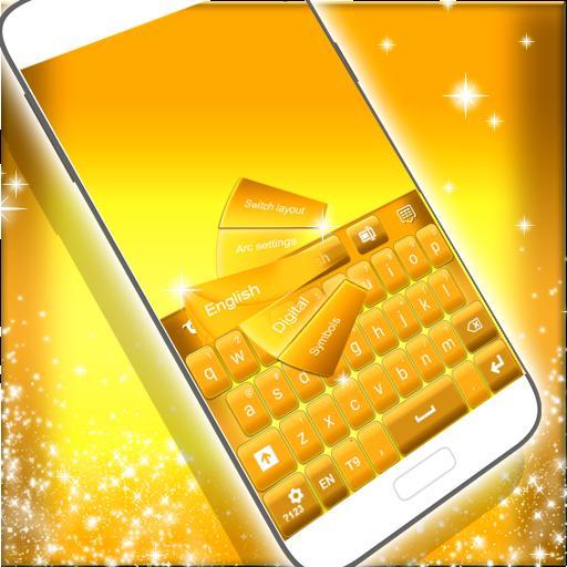 個人化App|纯金键盘 LOGO-3C達人阿輝的APP