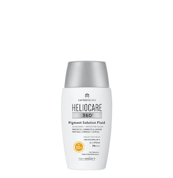 Heliocare 360° Pigment Solution Fluid SPF 50