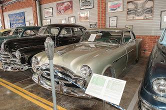 Photo: '52 Packard Concept Car