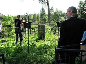 Photo: Торопово. Могилы Кругликовых и Тимротов