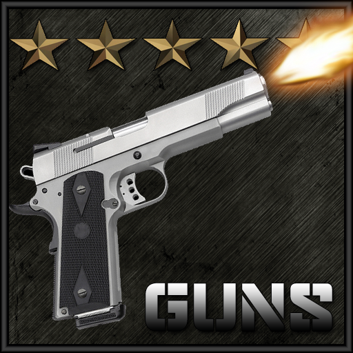 Guns Blast – Run and Shoot Icon
