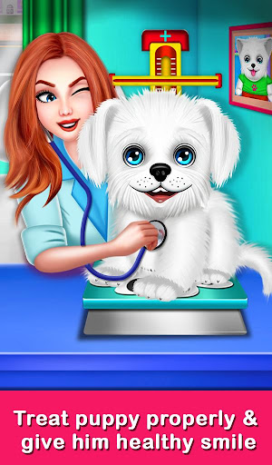 Puppy Surgery Hospital DayCare 1.0.1 screenshots 1