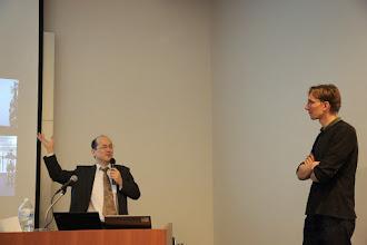 Photo: Invited Talk, Inheriting Humanoid Systems from Remote-Brained Robotics, Masayuki Inaba