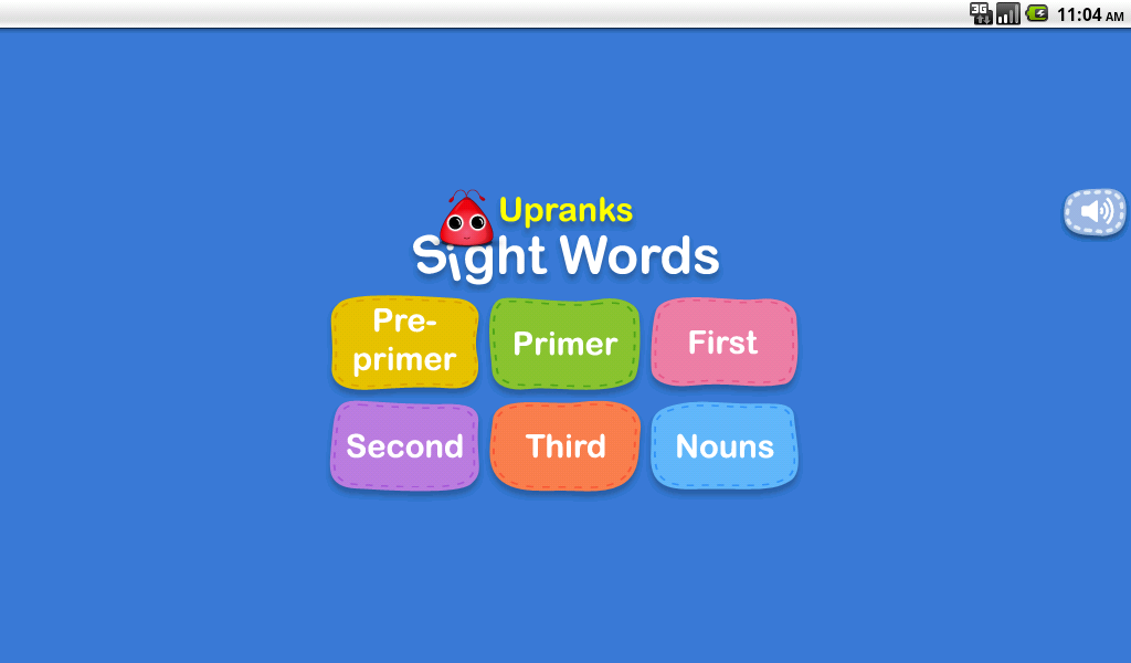 Dolch Sight Words Flashcards- screenshot