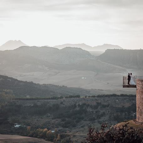 Wedding photographer Manuel Asián (manuelasian). Photo of 11.01.2018