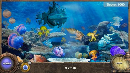 Captain Nemo - Find the Hidden Objects Games 1.3.003 screenshots 2