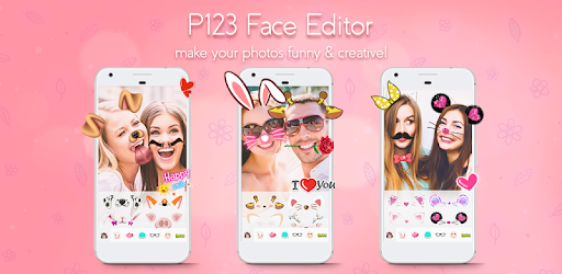 Face Swap - P123 Photo Editor for PC
