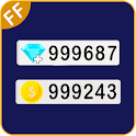 Diamond And Guide For FF icon
