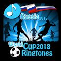 World cup 2018 ringtones icon