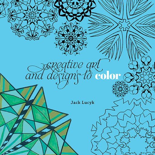 Creative Art and Designs to Color