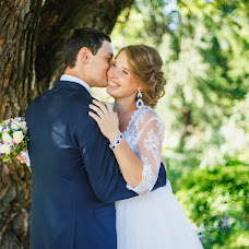 Wedding photographer Tatyana Kulagina (tatyanakulagina). Photo of 02.07.2016