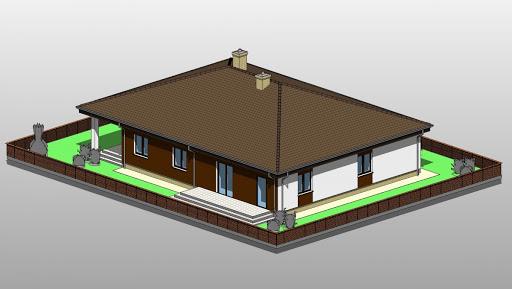 projekt Solare E (dwulokalowy)