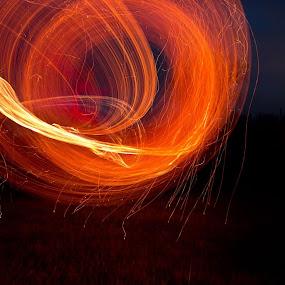 by János Farkas - Abstract Fire & Fireworks