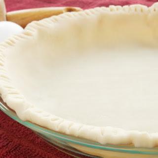 Basic Pie Crust.