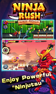 Ninja Rush Zombie Predator v1.0.3 (Mod Money)