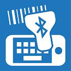 Bluetooth Keyboard Wedge - BluePiano icon