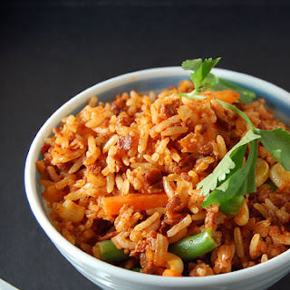 Chorizo Fried Rice Recipes