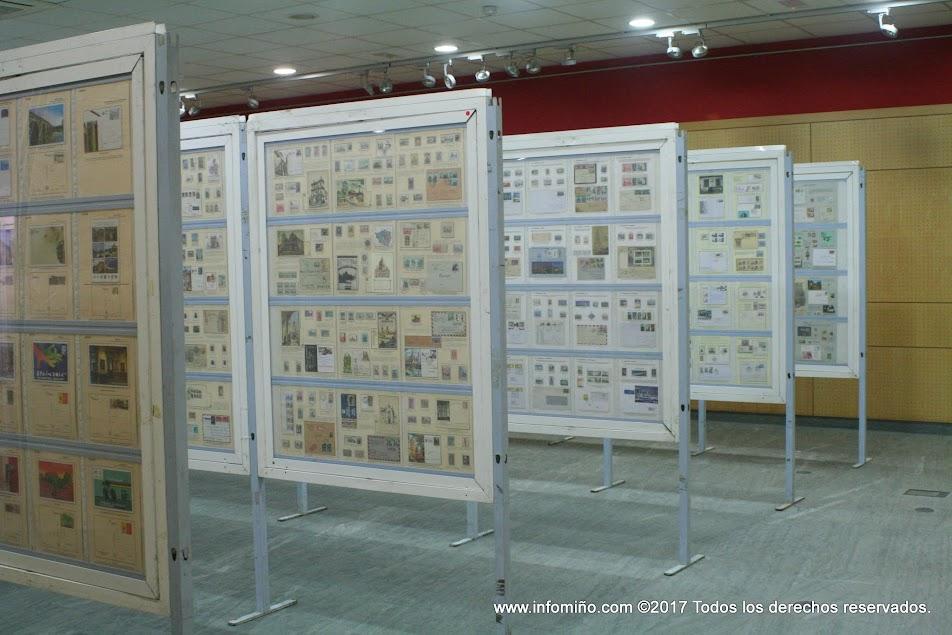 40 colecciones se pueden observar hasta el 10 de septiembre en la Casa de los Alonso de A Guarda